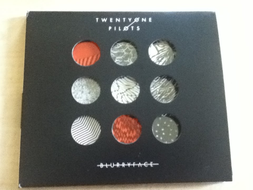 Twenty One Pilots Blurryface Unboxing And Review Youtube