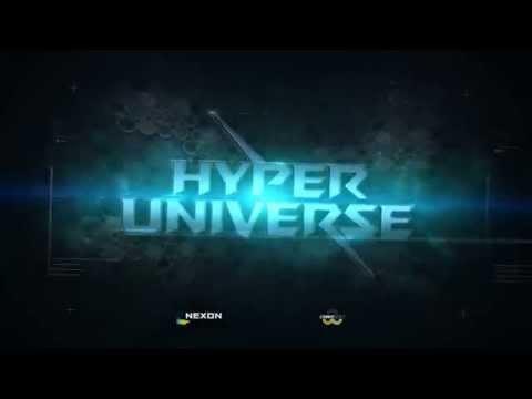 видео: hyper universe - Трейлер