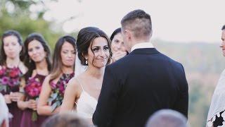 trump winery wedding   charlottesville virginia   sevan kyle