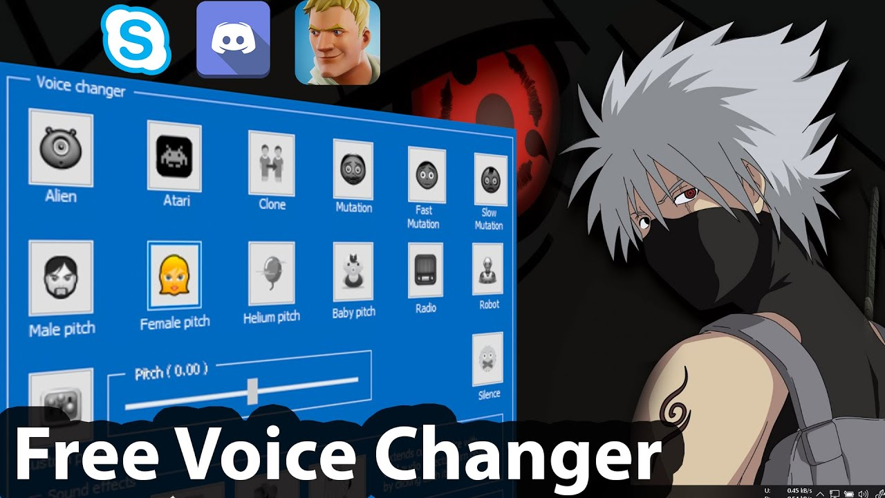 voice changer for discord free