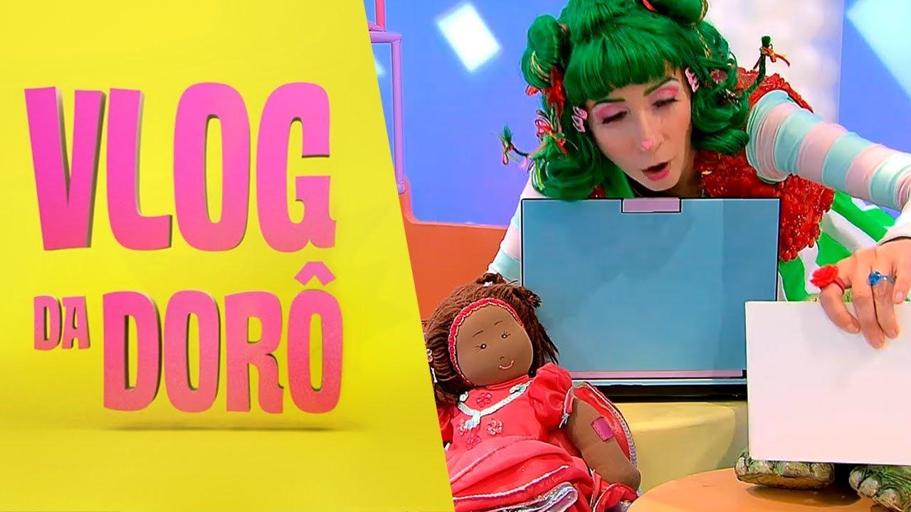 Gírias da Internet   Vlog da Dorô