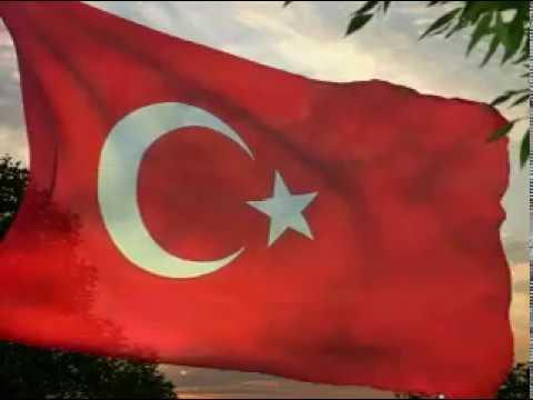 Gururla Dalgalan Şanlı Bayrağım Bayrak Marşı Ersin Ünal