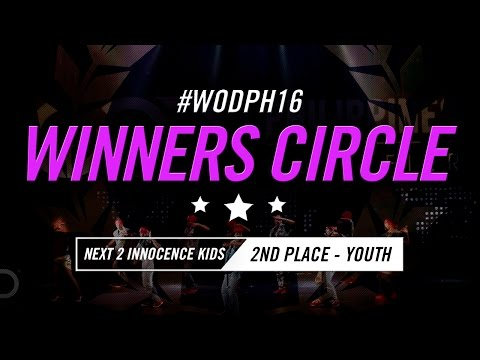 NEXT 2 INNOCENCE KIDS | 2nd Place – Youth Division | WOD Philippines Qualifier 2016 | #WODPH16