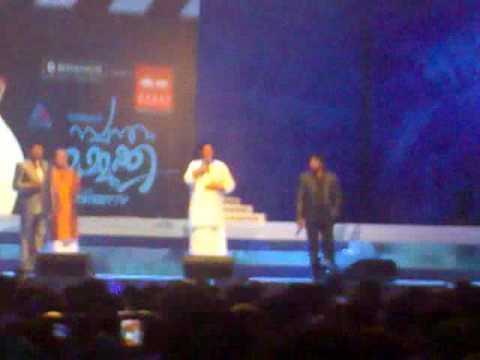 Nammude swantham Mammokka -stage show in Dubai Airport Expo- 009