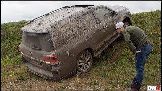 Кто УМРЕТ первым Toyota LC 200 или PRADO???!!!