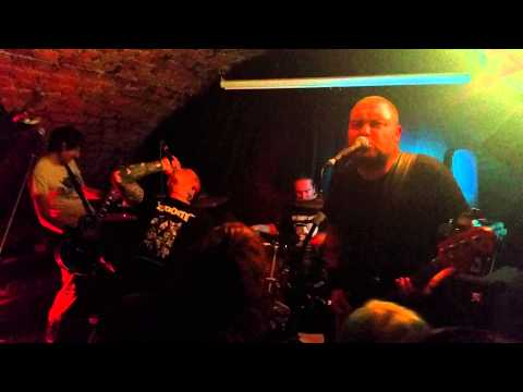 See You In Hell - Nečekej, Live 2.1.2015 Klub č.p.4