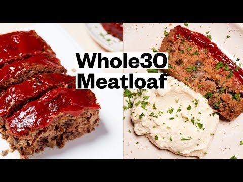 WHOLE30® Meatloaf Recipe (Keto, Paleo, Gluten-Free) | Thrive Market