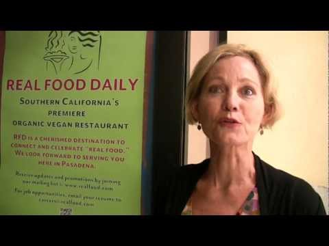 Real Food Daily in Pasadena - the story of opening