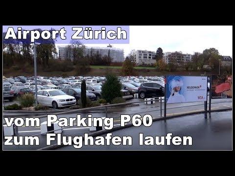 FLUGHAFEN ZÜRICH MITARBEITER PARKING
