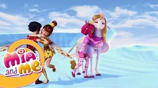 Мия и Я 2 сезон 20 22 серия Mia and me Мультики для детей про эльфов единорогов HD