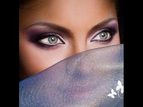 черные черные и глаза до и волосы фото после