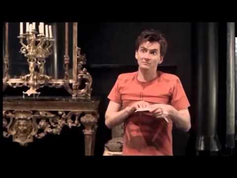 David Tennant's Hamlet- Fishmonger Scene Analysis