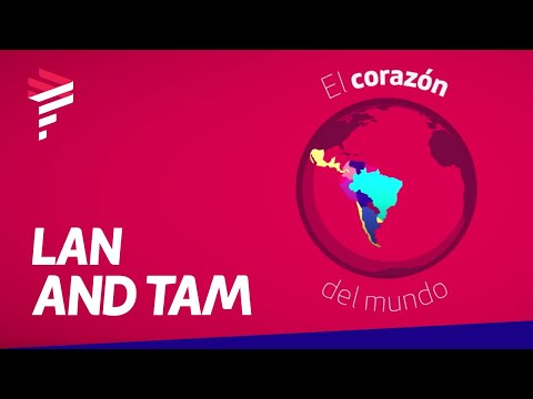 LAN and TAM joined forces: to take dreams and people further