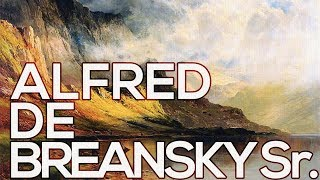 Alfred de Breanski Sr.: A collection of 105 paintings (HD)