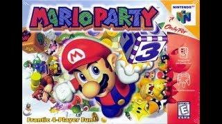 The Road to Super Mario Party! (Mario Party 1 Stream Part 3!)