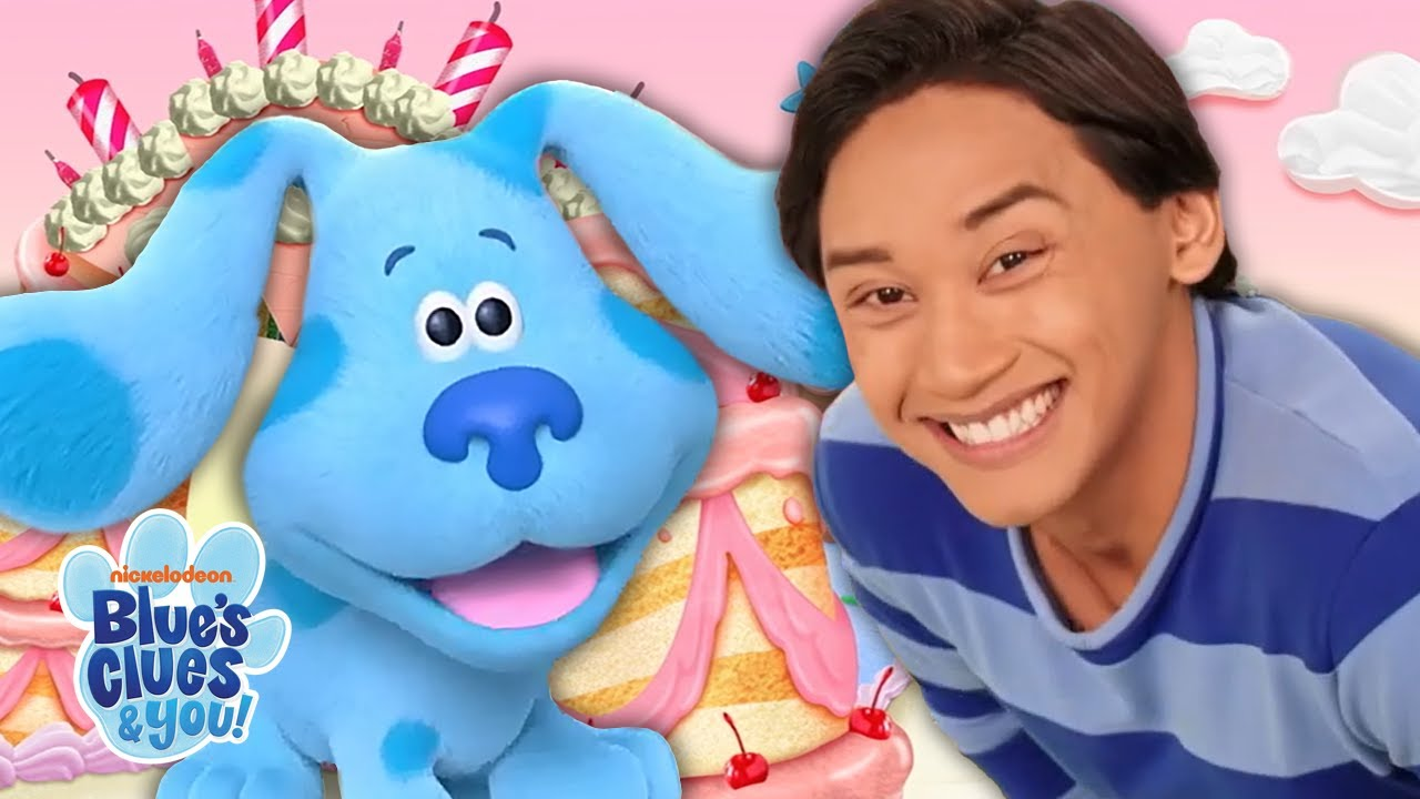 Blue's Birthday Skidoo! 🎂 | Blue's Clues & You!