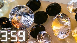 Diamonds are a smartphone's best friend (The 3:59 Ep. 350)