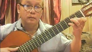 Dạ Khúc Cho Tình Nhân (Lê Uyên Phương) - Guitar Cover by Hoàng Bảo Tuấn
