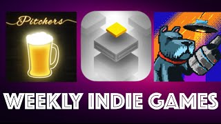 Sky, Agent D.O.G... | Weekly Indie Games Ep. 17 | iOS, Android