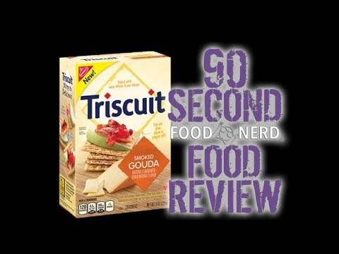 food-nerd---90-second-food-review---smoked-gouda-triscuits