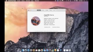 Jak zjistit model MacBook iMac MacOS