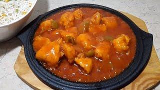 Chicken Manchurian Recipe | How To Make Chicken Manchurian | *Cook With Hassan*