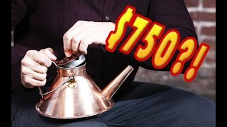 This Copper Tea Kettle Costs More Than My First Car
