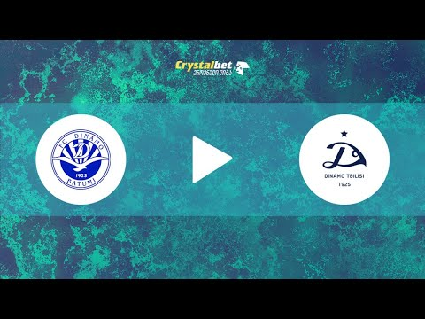 Dinamo Batumi Dinamo Tbilisi Goals And Highlights