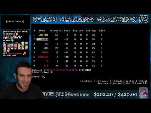 Steam Madness Marathon #3 47: W4RR-i/o-RS  