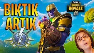 Biktik Artik - Türkçe Fortnite