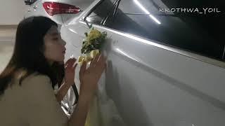 [광주꽃집/신창동꽃집] Wedding Car Decor…