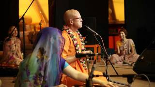 B.B. Govinda Swami. Moscow 2011 (Part 1)