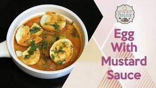 Egg With Mustard Sauce By Gitika || Assamese Pakghor