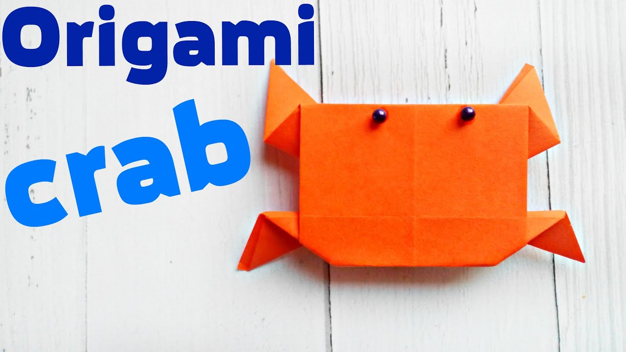 3d easy origami choice image craft decoration ideas blinking eye origami gallery craft decoration ideas origami crab cancer easy tutorial 3d instructions origami origami jeuxipadfo Choice Image