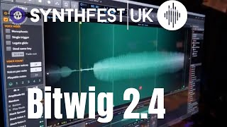 Synthfest 2018 - Btiwg 2.4 Sampler Instrument