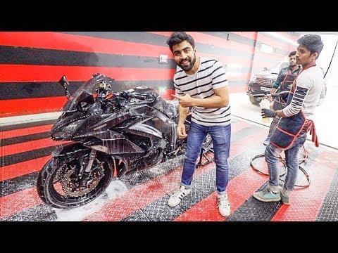 Rs12000 FOR BIKE WASH | Superbike Maintenance