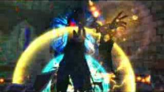 Runes of Magic Combat Video