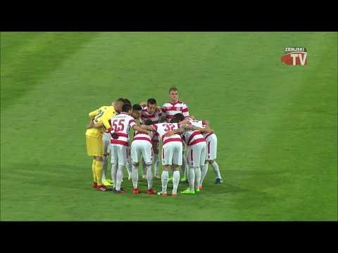 NK Maribor - HŠK Zrinjski 1:1 (cijela utakmica)