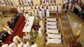 Suy niệm cùng với Đức Thánh Cha Phanxicô: 23/01 – 29/01/2014