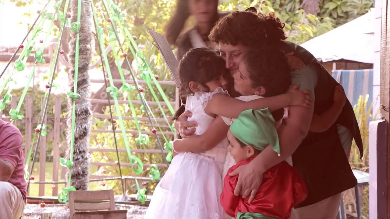Llego navidad en el jardin amiguitos 2014 youtube for Amiguitos del jardin
