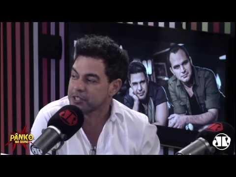 Zezé Di Camargo - Pânico - 07/04/2015