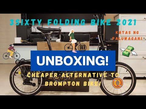 3SIXTY 6 SPEED FOLDING BICYCLE 2021 | WINNING TRADES | V155 thumbnail