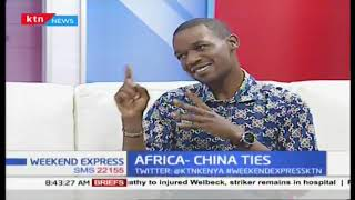 Africa-China ties : What does Kenya stand to benefit from China