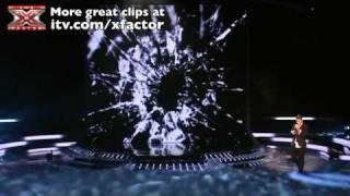 Aiden Grimshaw sings Jealous Guy - The X Factor Live show 2 - itv.com/xfactor