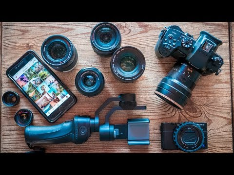 8 ways to MAKE MONEY with your CAMERA right now!