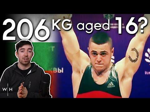 Who Is Karlos Nasar? Bulgarian Sensation