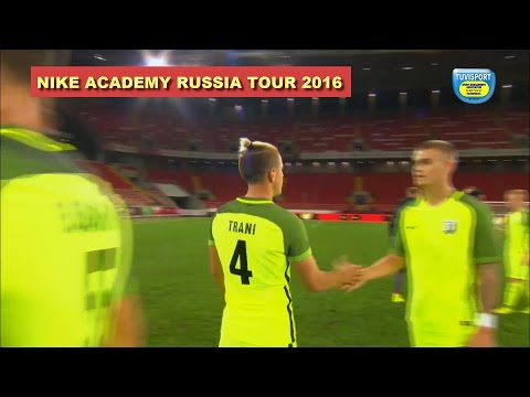 Nike Academy Russia Tour TUVISPORT © oct 2016