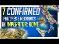 7 Confirmed Features in Imperator: Rome - Dev Diary 1-7