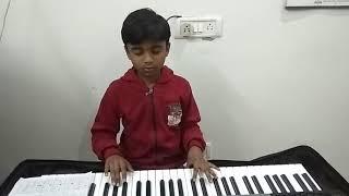 Phir Bhi Tumko Chahunga Instrumental by Abhinav k d........