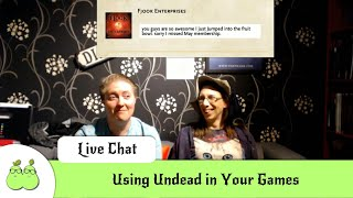 Using Undead in Your Games - Ask a Double DM